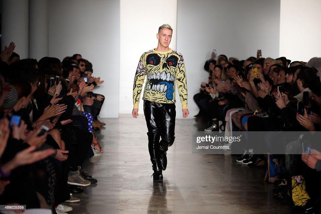 Jeremy Scott - Runway - MADE Fashion Week Fall 2014