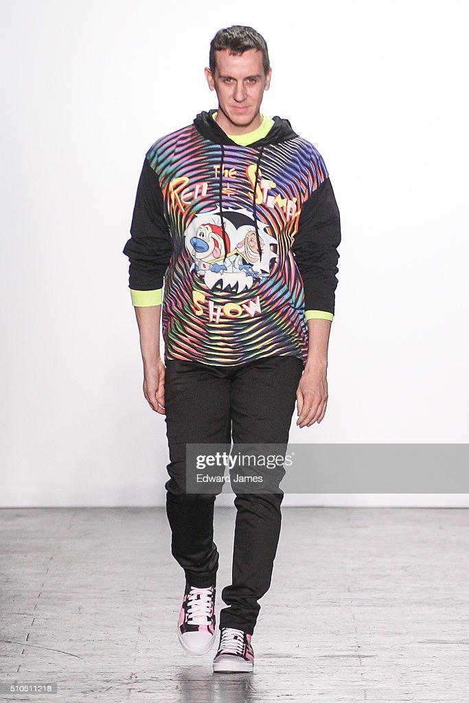 Jeremy Scott - Runway - Fall 2016 New York Fashion Week: The Shows