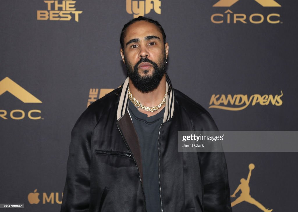 The Four Cast Sean 'Diddy' Combs, Fergie, and Meghan Trainor Host DJ Khaled's Birthday Presented by CÎROC and Fox in Beverly Hills : News Photo