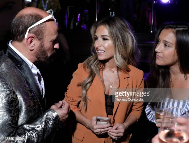 Designer Jessie James Decker attends Kittenish by Jessie James Decker after party hosted by Klarna STYLE360 NYFW at ROW NYC on September 09 2019 in...