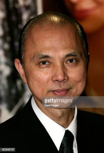 Designer Jimmy Choo arrives at the UK Premiere for 'Miss Congeniality 2' the sequel to 'Miss Congeniality' at Vue Leicester Square on March 9 2005 in...