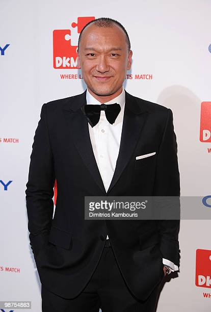 Designer Joe Zee attends DKMS' 4th Annual Gala Linked Against Leukemia at Cipriani 42nd Street on April 29 2010 in New York City