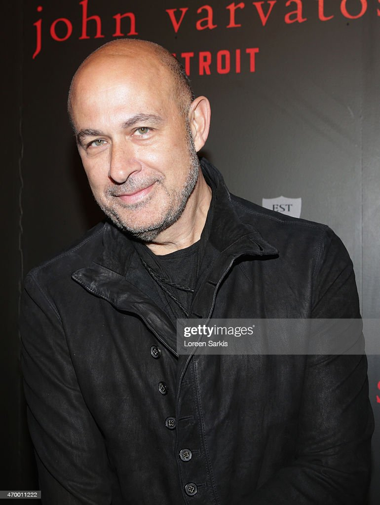 John Varvatos Detroit Store Opening Party Hosted By Chrysler
