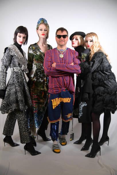 NY: Libertine - Backstage - February 2020 - New York Fashion Week: The Shows