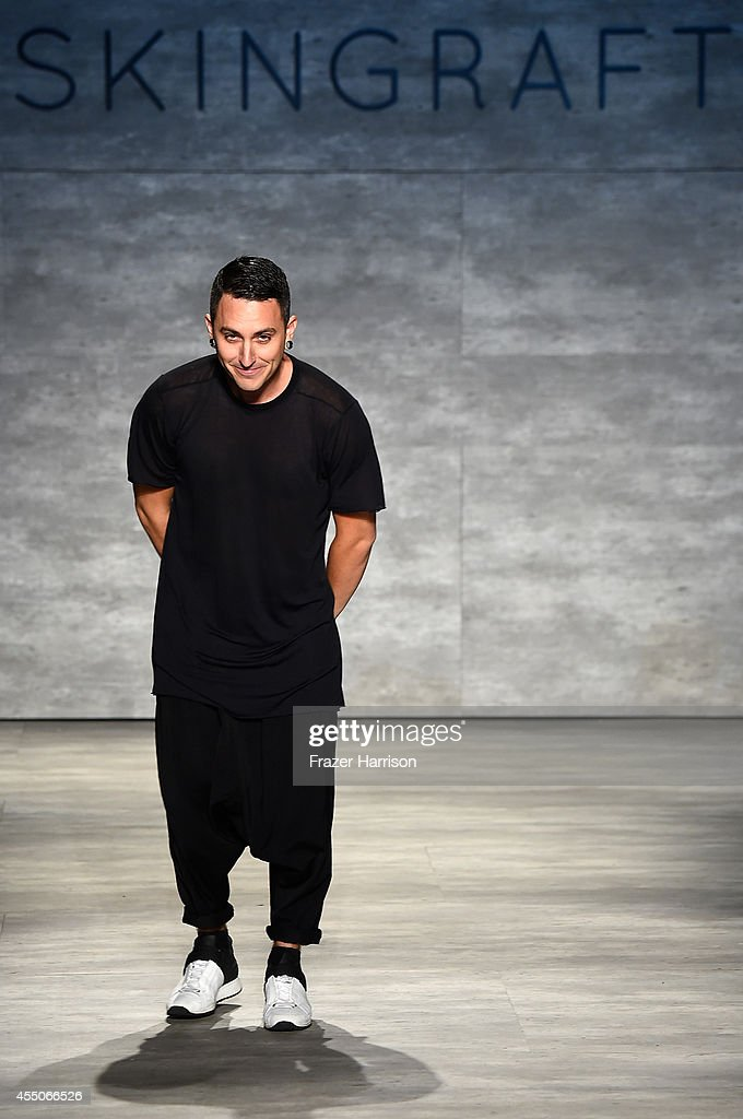 Skingraft - Runway - Mercedes-Benz Fashion Week Spring 2015 : News Photo