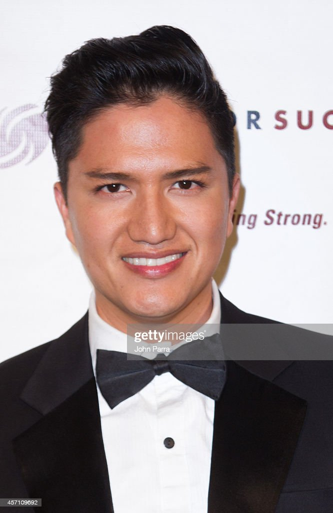 Designer Julian Chang attends Dress for Success Miami Celebrates 20th Anniversary at The Rusty Pelican>> on October 11, 2014 in Key Biscayne, Florida.