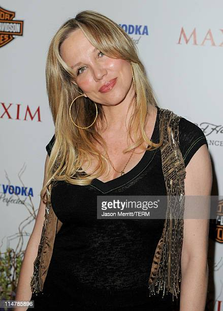 Designer Kari Whitman arrives at the 11th annual Maxim Hot 100 Party with HarleyDavidson ABSOLUT VODKA Ed Hardy Fragrances and ROGAINE held at...