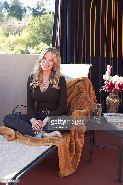 Designer Kari Whitman at Home