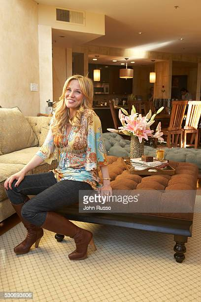 Designer Kari Whitman at Home