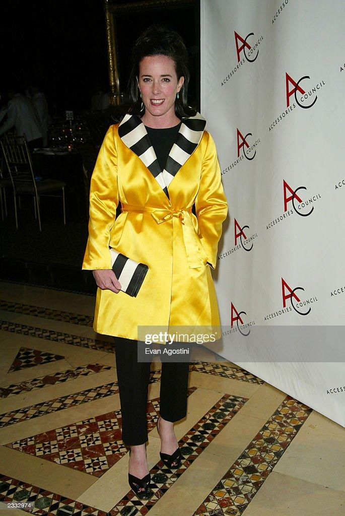 2002 Ace Awards : News Photo