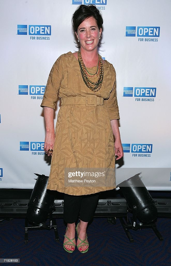Making A Name For Yourself Sponsored By American Express OPEN : News Photo