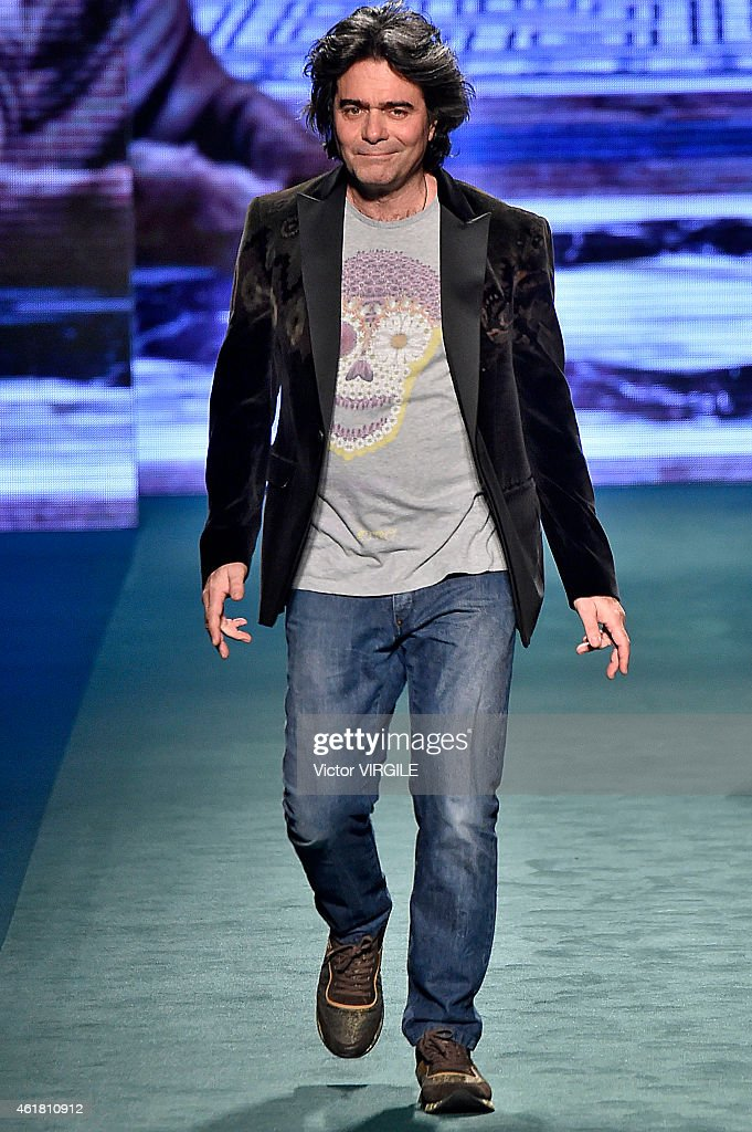 Etro - Runway - Milan Menswear Fashion Week Fall Winter 2015/2016