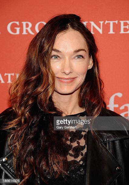 Designer Kelly Wearstler attends the 30th Annual Night Of Stars presented by The Fashion Group International at Cipriani Wall Street on October 22...