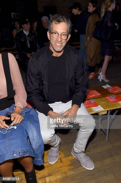 Designer Kenneth Cole attends Helmut Lang Seen By Shayne Oliver fashion show during New York Fashion Week on September 11 2017 in New York City