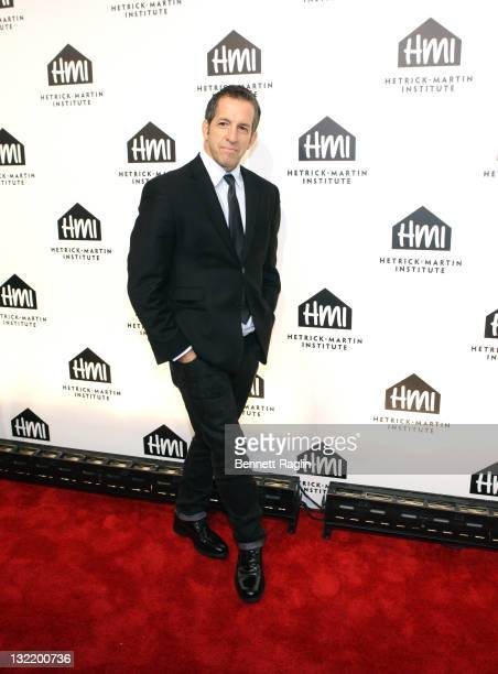 Designer Kenneth Cole attends the 2011 Emery Awards at Cipriani Wall Street on November 10 2011 in New York City