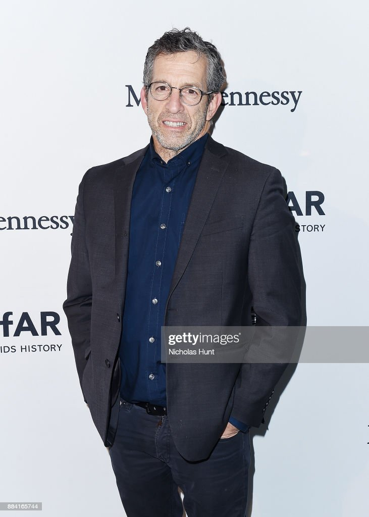 Designer Kenneth Cole attends the 2017 amfAR generationCURE Holiday Party on December 1, 2017 in New York City.