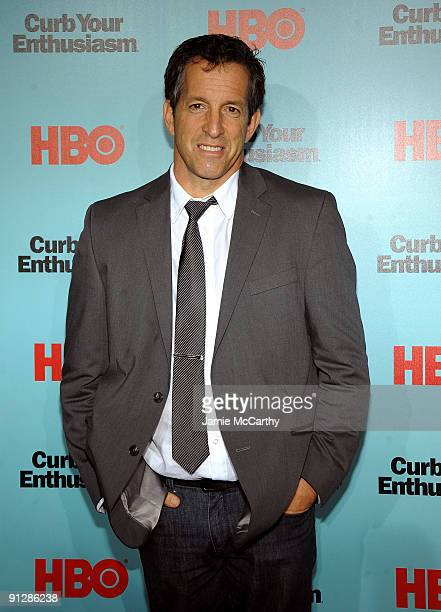 Designer Kenneth Cole attends the Curb Your Enthusiasm Season 7 New York screening at the Time Warner Screening Room on September 30 2009 in New York...