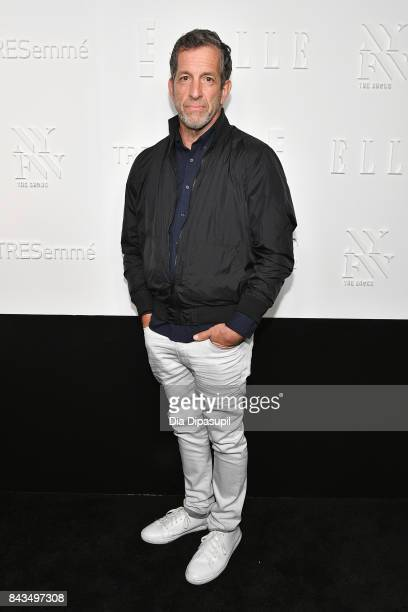 Designer Kenneth Cole attends the NYFW Kickoff Party A Celebration Of Personal Style hosted by E ELLE IMG and sponsored by TRESEMME on September 6...
