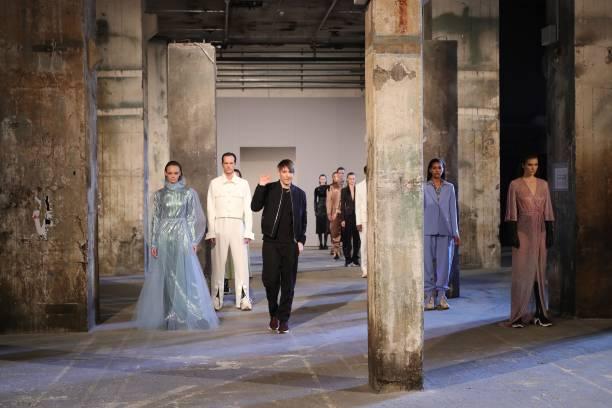 DEU: Kilian Kerner - Mercedes-Benz Fashion Week Berlin January 2021