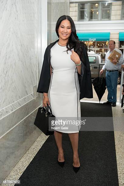 Designer Kimora Lee Simmons attends the Kimora Lee Simmons presentation during Spring 2016 New York Fashion Week on September 10 2015 in New York City