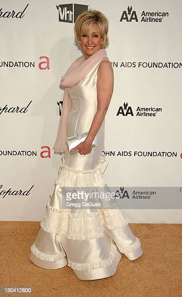 Designer Lana Marks attends the 16th Annual Elton John AIDS Foundation Oscar Party at the Pacific Design Center on February 24 2008 in West Hollywood...