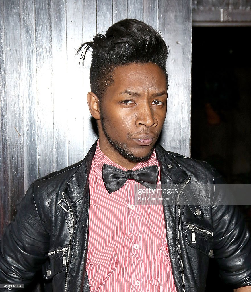 Designer Landon Xavierira attends the Meredith O'Connor Album Release Party benefiting The Carol Galvin Foundation at The Park on October 23, 2015 in New York City.