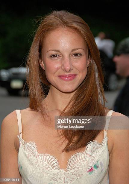Designer Laura Porettzky attends the Fresh Air Fund Salute To American Heroes on June 5 2008 at Tavern On The Green in New York