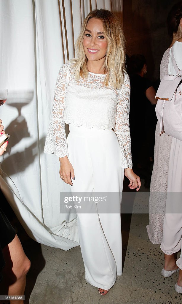 LC Lauren Conrad - Front Row & Backstage - Spring 2016 New York Fashion Week