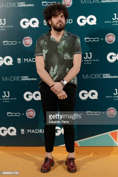 Designer Leandro Cano attends the 'La noche de GQ San Jorge Juan' at Jorge Juan street on June 22 2017 in Madrid Spain