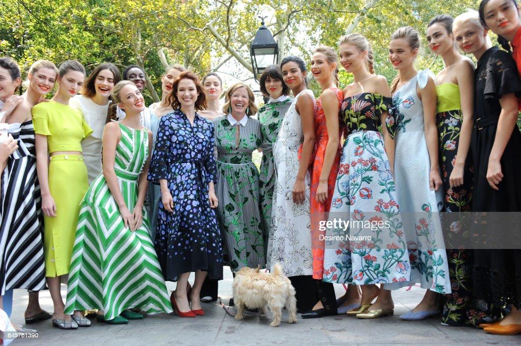 Lela Rose - Front Row & Backstage - September 2017 - New York Fashion Week