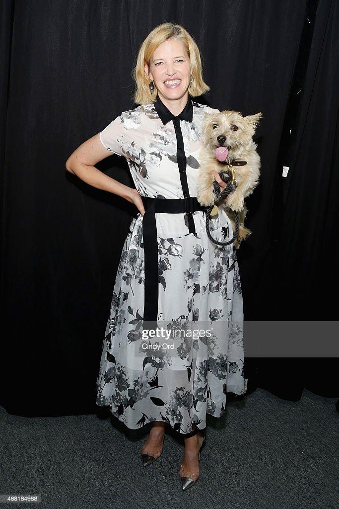 Lela Rose - Backstage- Spring 2016 New York Fashion Week: The Shows