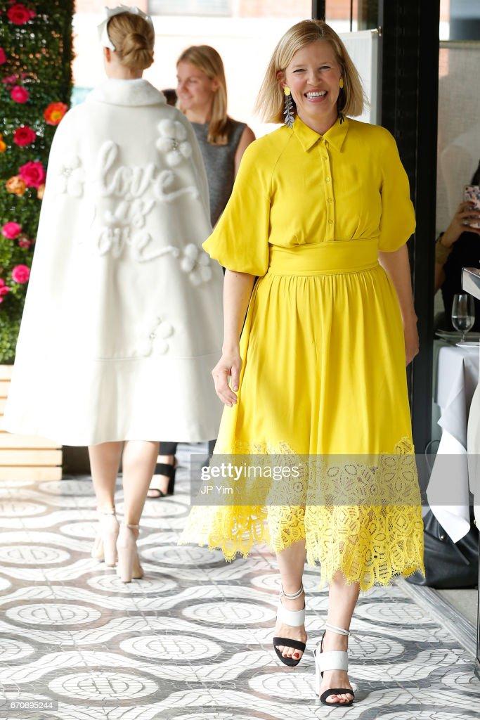 Kenra Professional For Lela Rose Bridal Fashion Week F/W '17