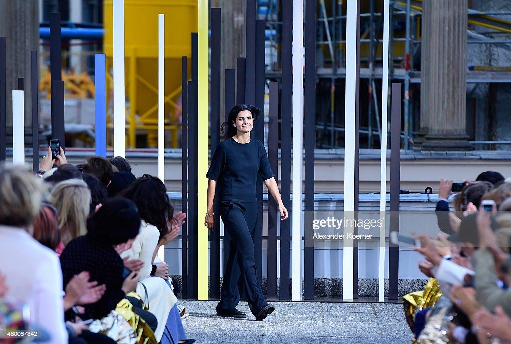 Lala Berlin Fashion Show Spring/Summer 2016