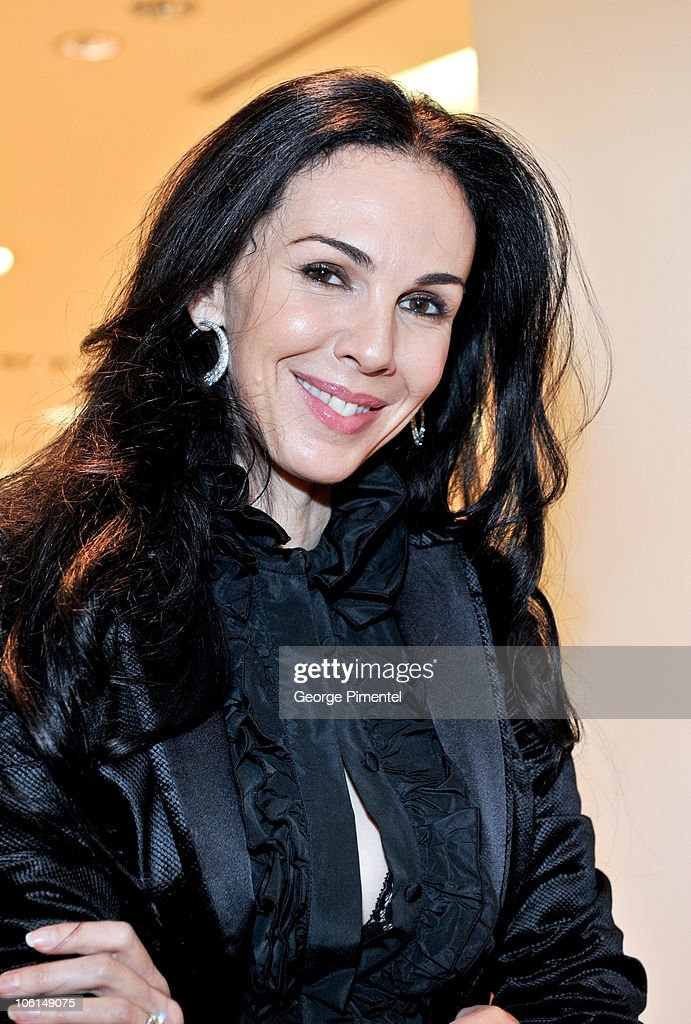 Cocktail Reception For Designer L'Wren Scott