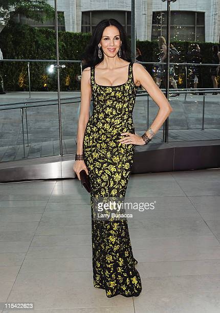 Designer L'Wren Scott attends the 2011 CFDA Fashion Awards at Alice Tully Hall, Lincoln Center on June 6, 2011 in New York City.