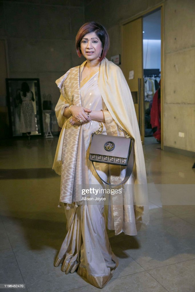 Designer Maheen Khan Is Photographed During Tresemme Bangladesh News Photo Getty Images