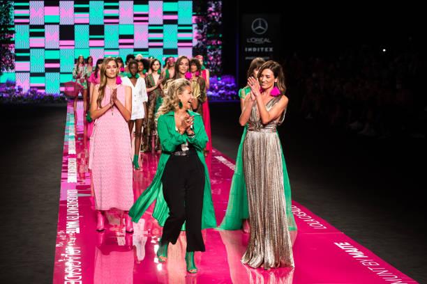 ESP: Lola Casademunt by Maite - Catwalk - Mercedes Benz Fashion Week Madrid - September 2021