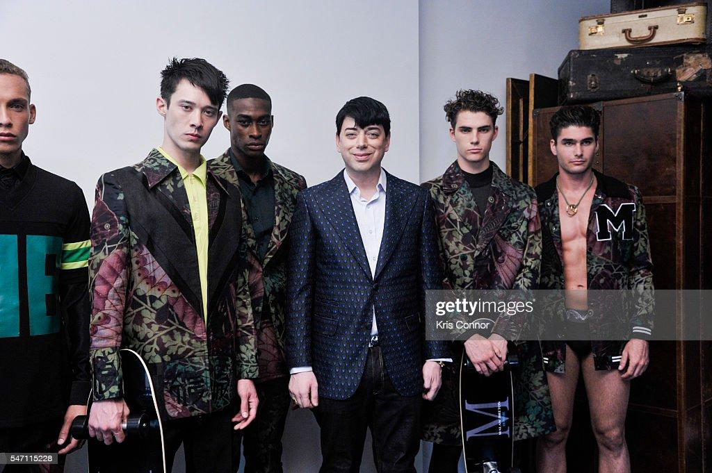 NY: Malan Breton Homme - Presentation - New York Fashion Week: Men's S/S 2017