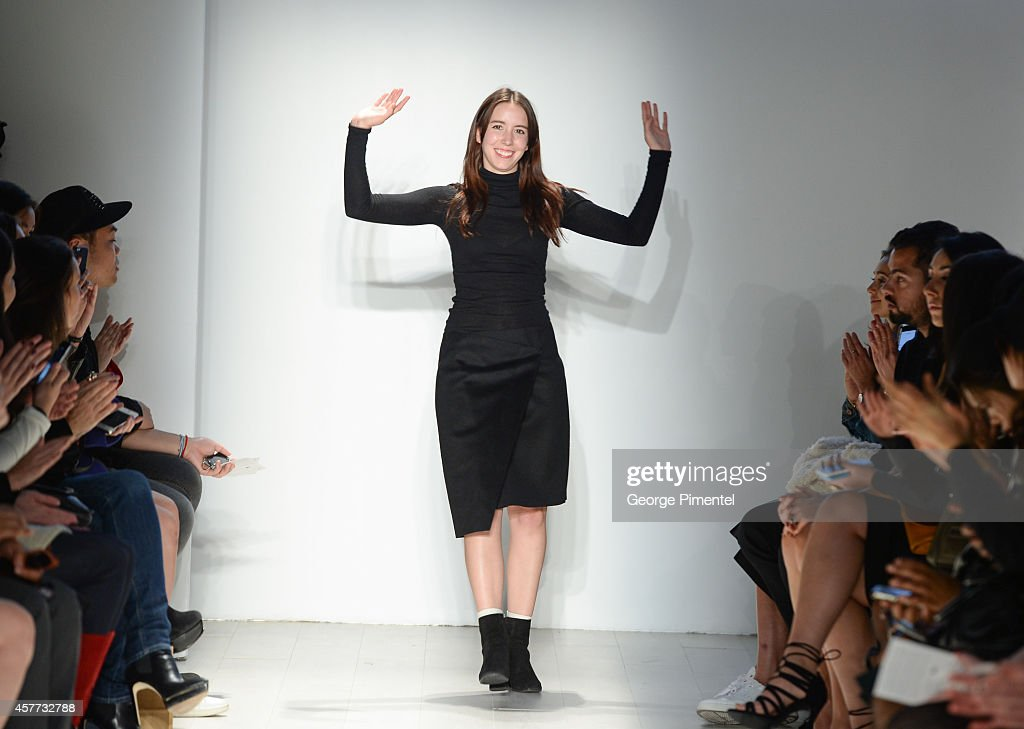 World MasterCard Fashion Week Spring 2015 Collections In Toronto - Malorie Urbanovitch - Presentation : News Photo