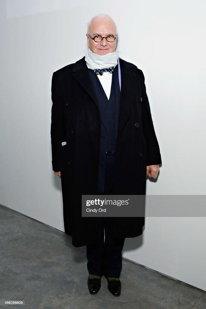 Manolo Blahnik - Presentation - Mercedes-Benz Fashion Week Fall 2014