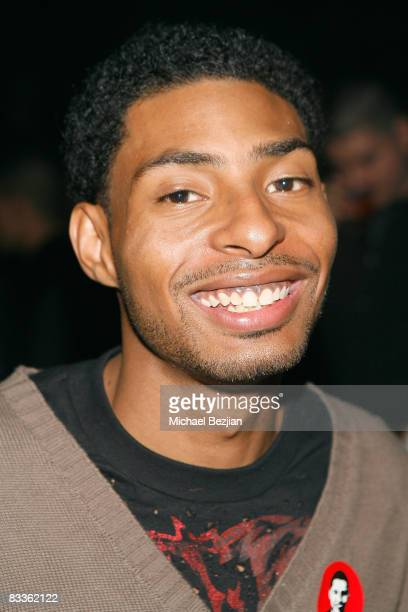 Designer Manual Jackson attends Love Sessions on October 17 2008 in Los Angeles California