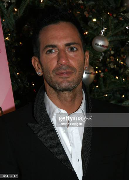 Designer Marc Jacobs attends 2007 Saint Jude's Toy Drive at DAVIDBARTONGYM on December 11 2007 in New York City