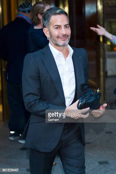 Designer Marc Jacobs attends a dinner honoring Anna Wintour on June 26 2017 in New York City