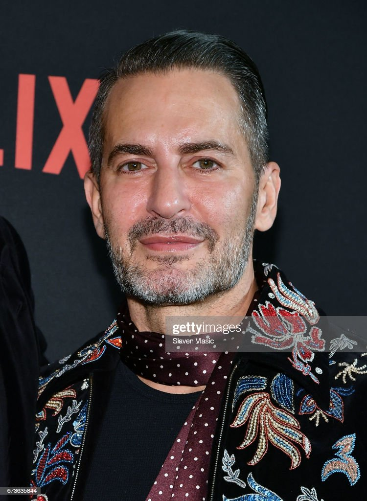 Designer Marc Jacobs attends 'Sense8' New York Premiere at AMC Lincoln Square Theater on April 26, 2017 in New York City.