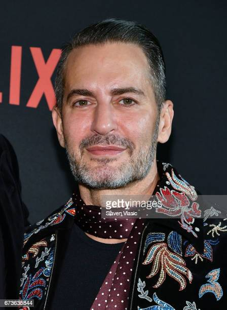 Designer Marc Jacobs attends Sense8 New York Premiere at AMC Lincoln Square Theater on April 26 2017 in New York City