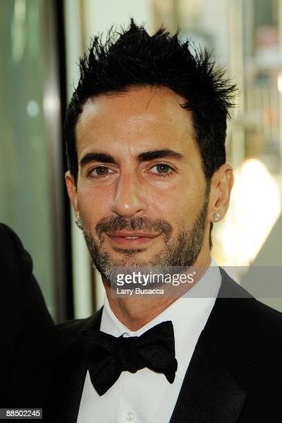 Designer Marc Jacobs attends the 2009 CFDA Fashion Awards at Alice Tully Hall in Lincoln Center on June 15 2009 in New York City