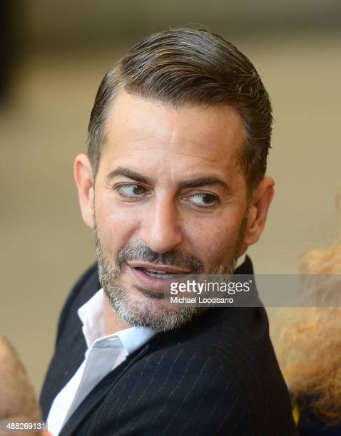 Designer Marc Jacobs attends the Anna Wintour Costume Center Grand Opening at the Metropolitan Museum of Art on May 5 2014 in New York City