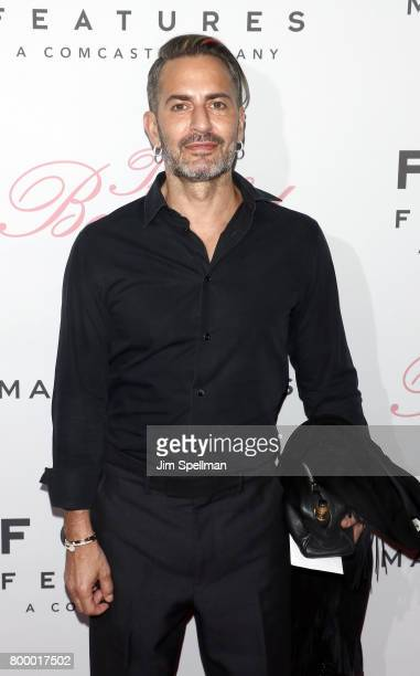 Designer Marc Jacobs attends The Beguiled New York premiere at The Metrograph on June 22 2017 in New York City
