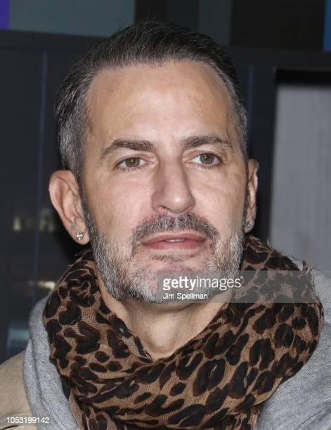 Designer Marc Jacobs attends the Moschino x HM show at Pier 36 on October 24 2018 in New York City