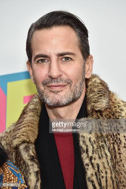 Designer Marc Jacobs attends The Rolling Stones Exhibitionism Opening Night at Industria Superstudio on November 15 2016 in New York City